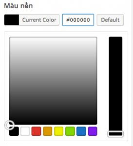 Hướng dẫn tạo upload option, color picker option, checklist option dropdown option cho Customizer trong WordPress. Hướng dẫn Customizer của WordPress – Phần 2