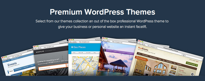 10 website mua theme WordPress tốt nhất